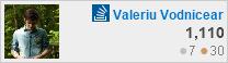 Профиль участника Valeriu Vodnicear на сайте «Stack Overflow на русском»