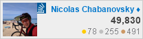 profile for Nicolas Chabanovsky at Stack Overflow на русском